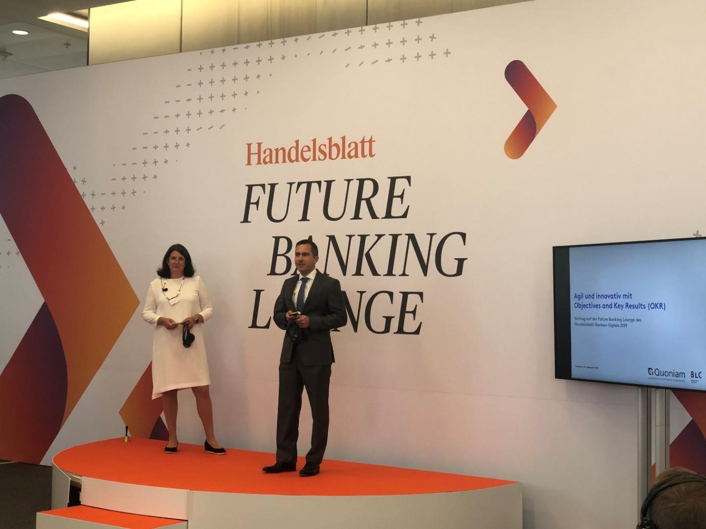 Präsentation Banken-Gipfel 2019
