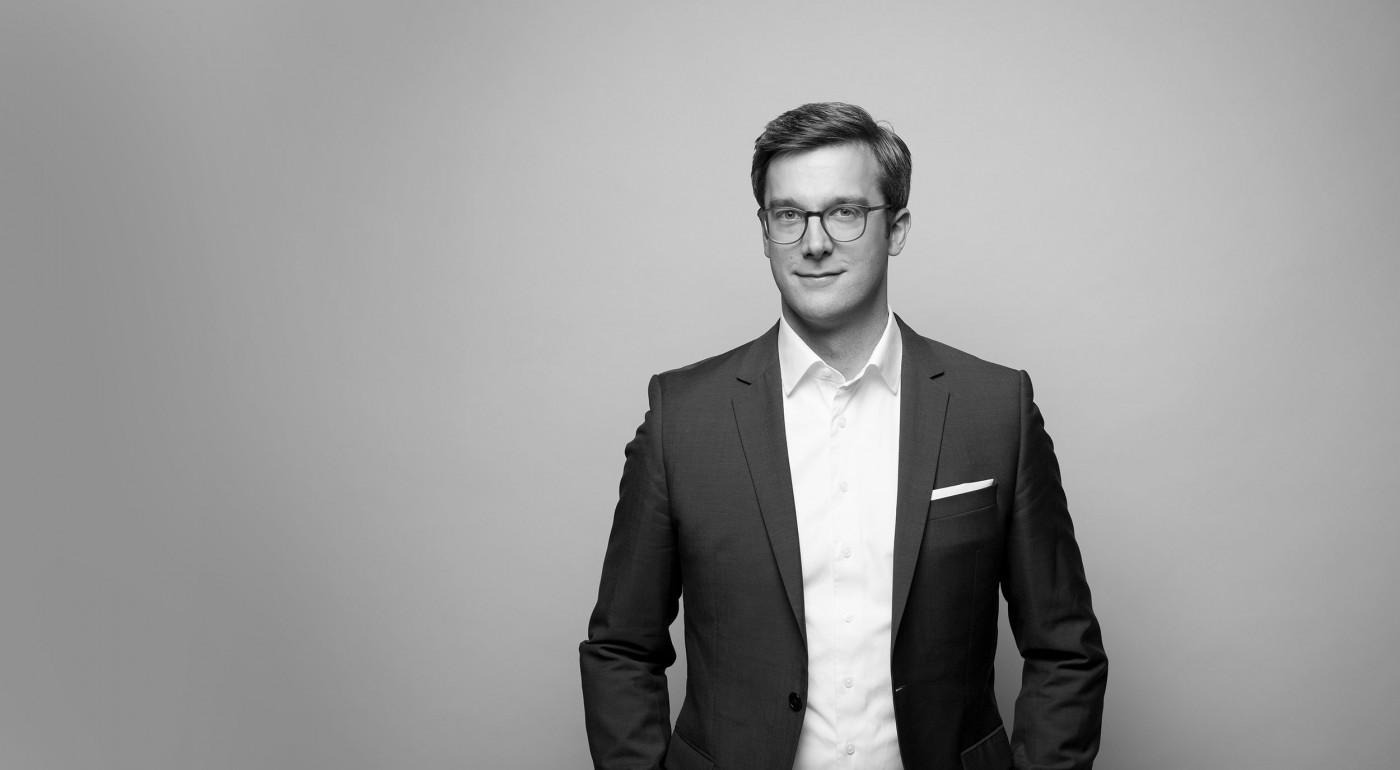 Einstieg mit erster Erfahrung – Dr. Sören Pippart